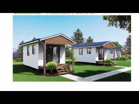 iBuild Kit Home Designs – 1 bedroom Oakdale