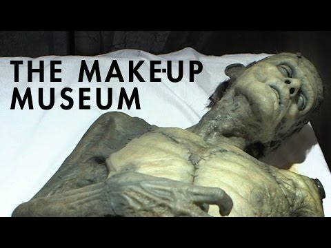 Monster Make-up Museum Tour - Live@IMATS 2015