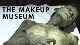 Monster Make-up Museum Tour - Live@IMATS 2015