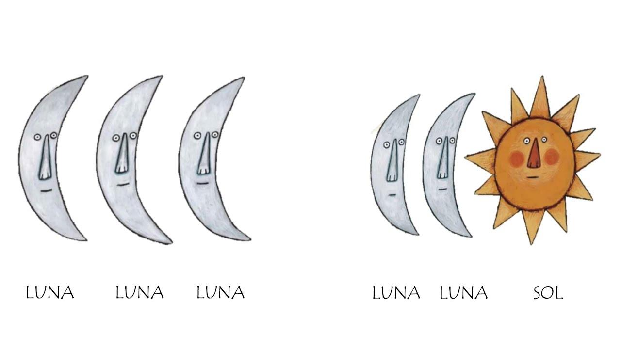 Luna Videocuento │ Maestra Amabile