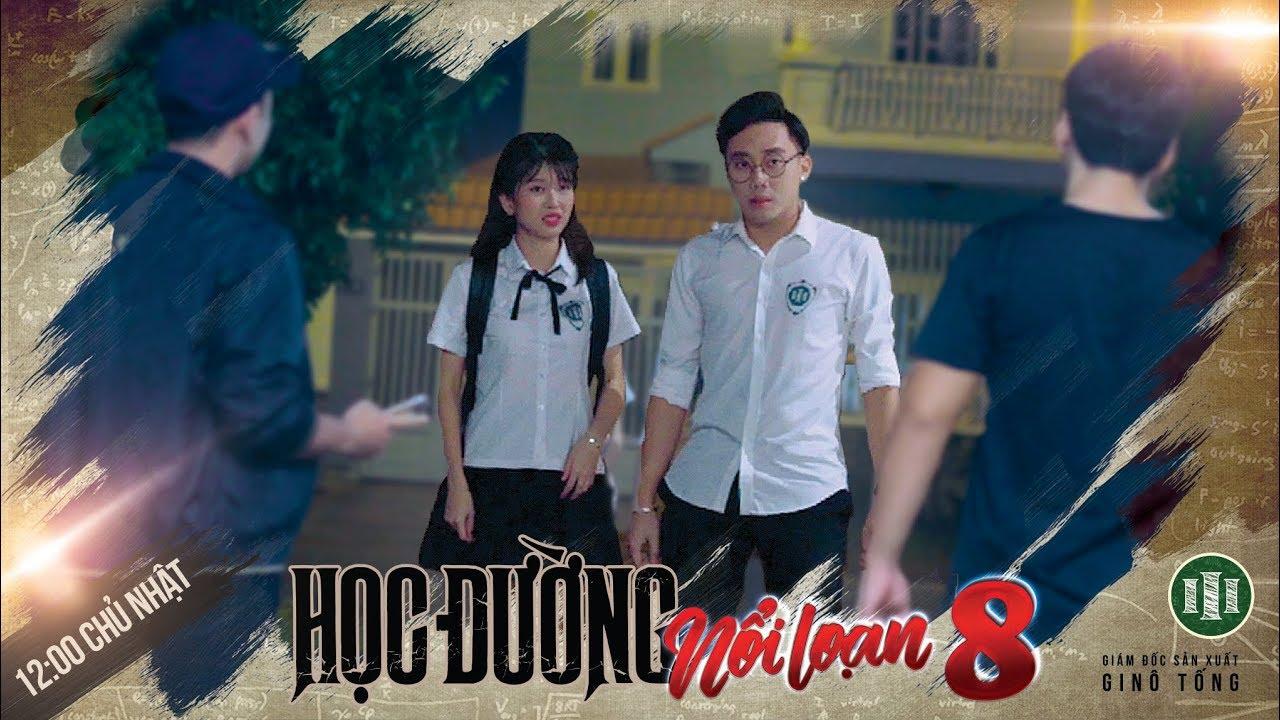 PHIM CẤP 3 – Phần 8 : Tập 16 | Phim Học Sinh Hài Hước 2018 | Ginô Tống, Kim Chi, Lục Anh