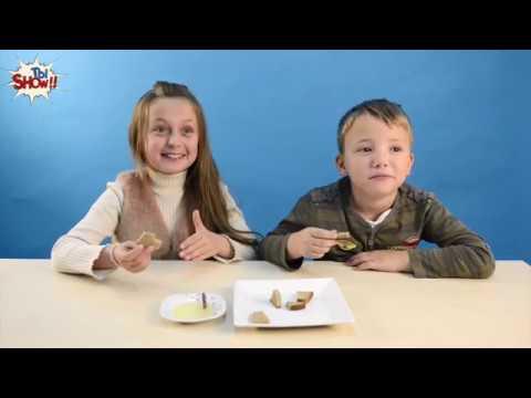 Дети пробуют лакомства детей СССР - ТыSHOW