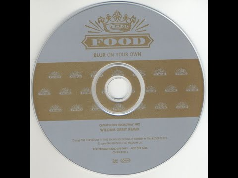 Blur - On Your Own (Crouch End Broadway Full Mix By William Orbit)