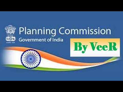 योजना आयोग- Planning Commission-(Polity- Laxmikanth)(UPSC/ PSC/ IBPS/ SSC)- By VeeR