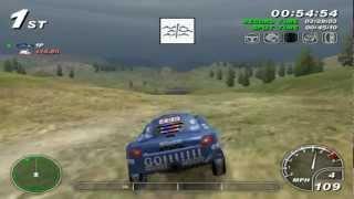 [HD] Vintage Gaming: Master Rallye - Ice Man Toni