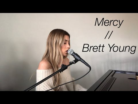 Mercy - Brett Young (cover) by Dallas Caroline