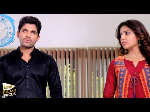 S/o Satyamurthy Allu Arjun Terrific Scene ll Allu Arjun, Samantha, Nithya Menen, Ali