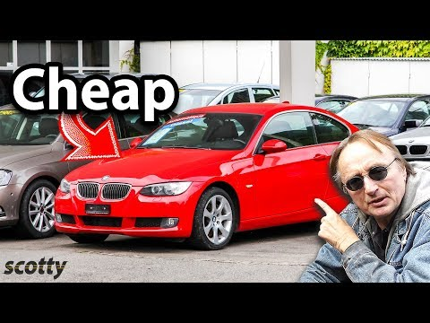Here's Why Used BMWs are So Cheap