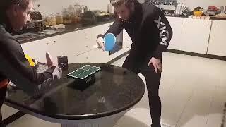 Мини настольный теннис в домашних условиях на Мальте