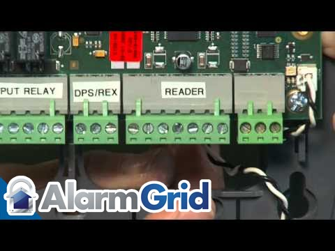 NetAXS 123 Web Based Access Control from Honeywell Security - YouTube