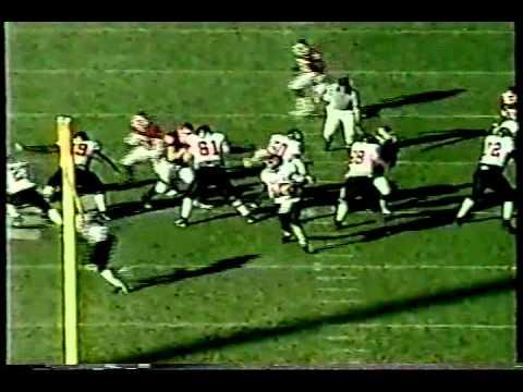 Texas Tech at Oklahoma - 1998 - Football
