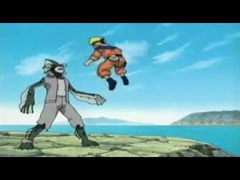 Naruto vs Amachi and Umibozu Full Fight Sub Eng - YouTube