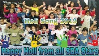 Balam Pichkaari | kids dance choreography | Holi Special 2019 | Saraswati Dance Academy Roorkee & De