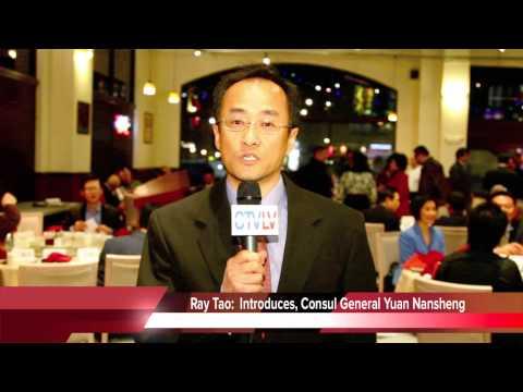 2014-01-15 拉斯维加斯中文电视 陶瑞现场报道