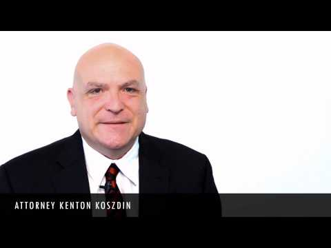 Kenton Koszdin - What is Personally Rewarding About Being an Attorney?