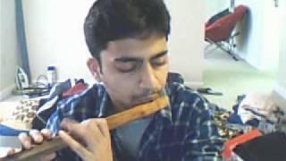 Indian Bamboo Flute - Malgudi Days Theme
