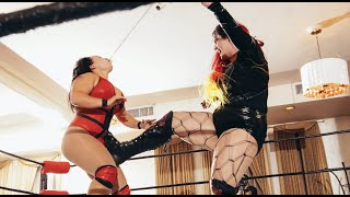 Jordynne Grace vs. Jessicka Havok - Limitless Wrestling