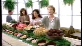 "1985 Sizzler Restaurant ""Go to Lunch"" TV Commercial"