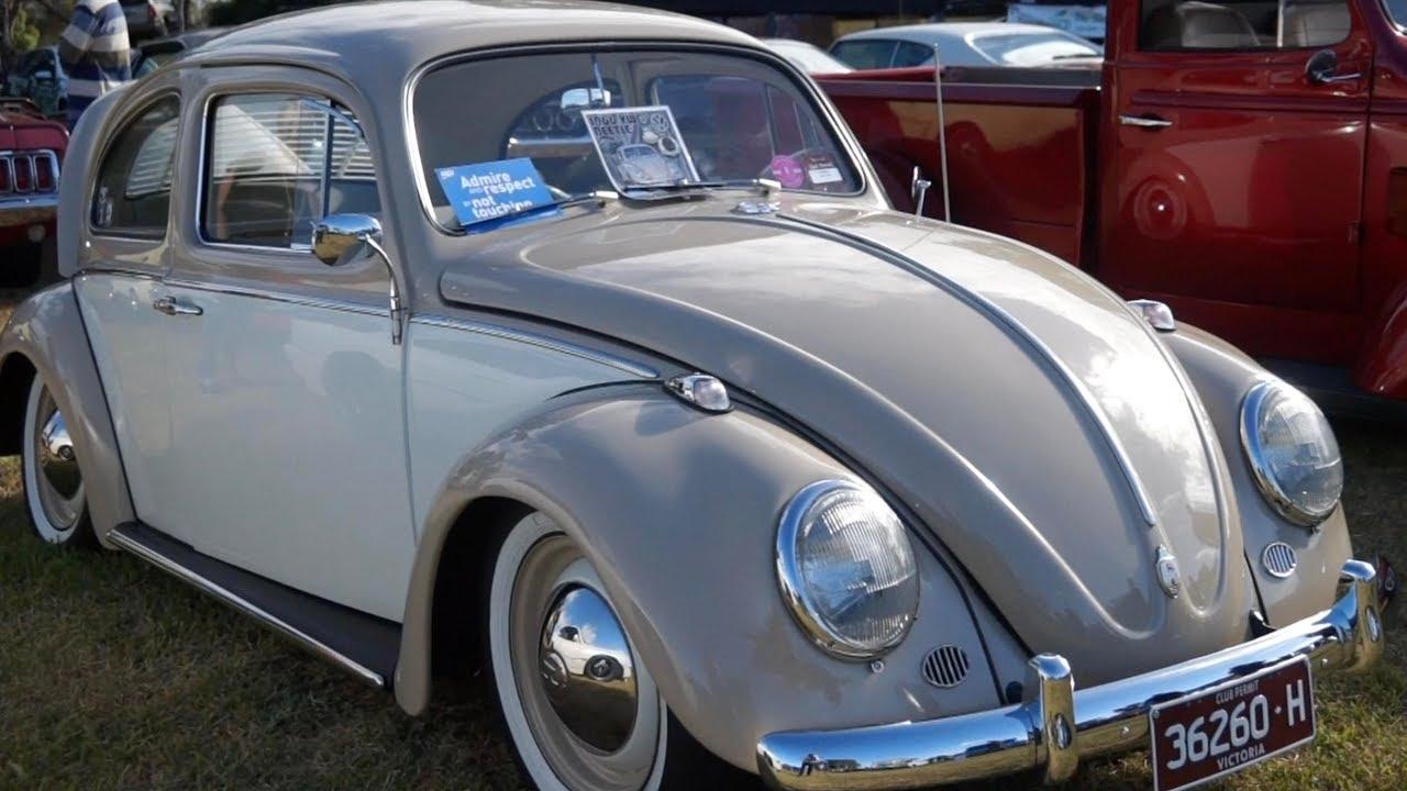 Isabella & Marcus Foundation Car Show: Classic Restos - Series 37