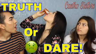 TRUTH or DARE with the Castro Sisters💕