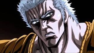 Hokuto no Ken - Kenshiro fights Raoh (HD Quality)