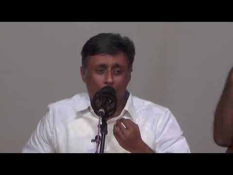 Sanjay Subrahmanyan | Sampradhaya Kutcheri | Bharat Sangeet Utsav 2017