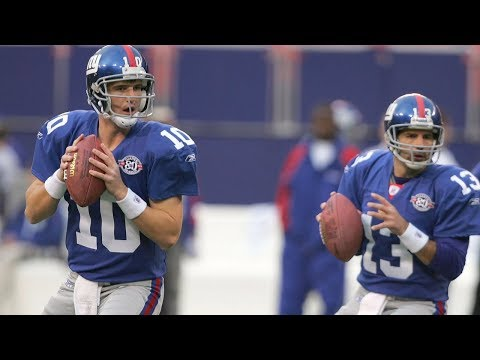 When Kurt Warner Was Benched for Eli: How Tom Coughlin Handled It | The Dan Patrick Show | 11/29/17