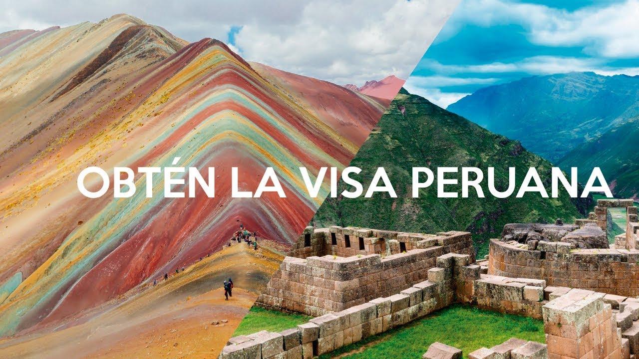 ¿Cuáles son los requisitos para obtener la visa Peruana? 😎 ...