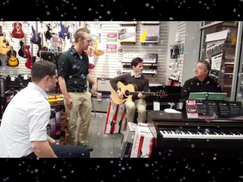 The Crew at Cool Springs Music & Arts - Christmas