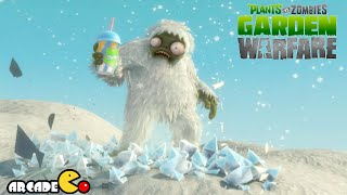 Plants Vs. Zombies: Garden Warfare - Super Yeti Wave