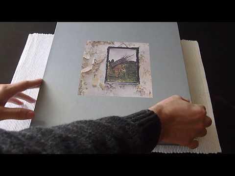 Led Zeppelin - Led Zeppelin IV 2014 Super Deluxe Edition Box Set - Unboxing