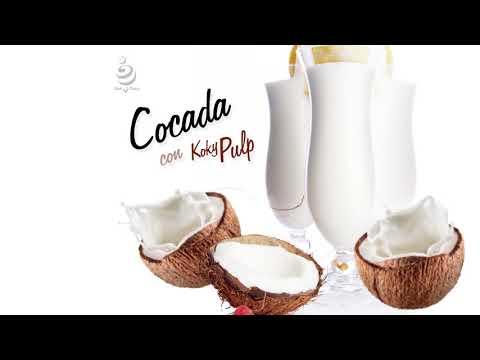 Así de fácil podrás preparar una #Rica #Cocada desde casa con el nuevo #KokyPulp 🌴🌴🌴