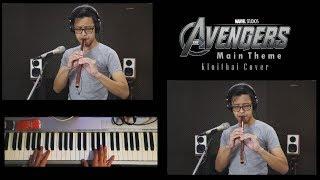 [เติ้ล ขลุ่ยไทย] - The Avenger Theme - Cover
