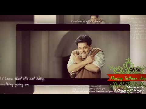 Touching Heart Fathers Day Wishes In Tamil Youtube