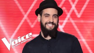 Vianney (Je m'en vais) |Alliel | The Voice France 2018 | Blind Audition