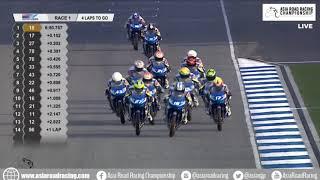 [REPLAY] Suzuki Asian Challenge Race 1 Highlights - 2017 Rd6 Thailand