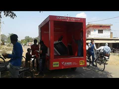 ziox mobile advotize in Madhya Pradesh