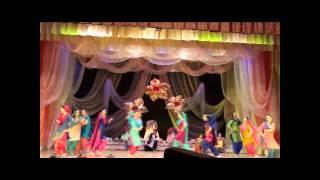"RANGEELA group ""Aao Gidha Palay Eh"" punjabi dance"