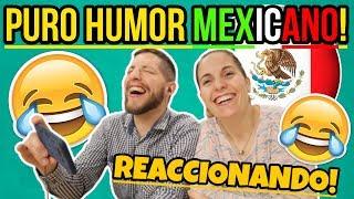 MI NOVIA REACCIONA a PURO HUMOR MEXICANO POR PRIMERA VEZ! | HUMOR VIRAL MEXICANO 2020 | JON SINACHE