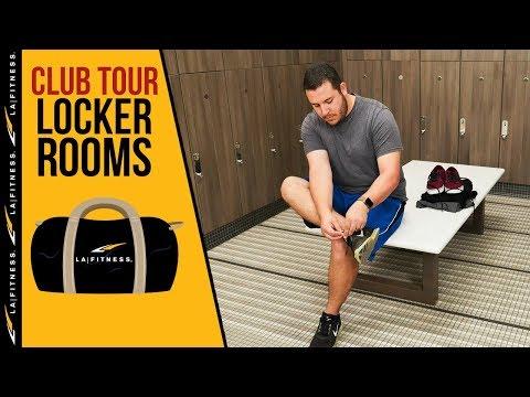 Locker Room | LA Fitness Club Tour