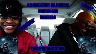 A Boogie Wit Da Hoodie - Skeezers - Hoodie SZN - Reaction