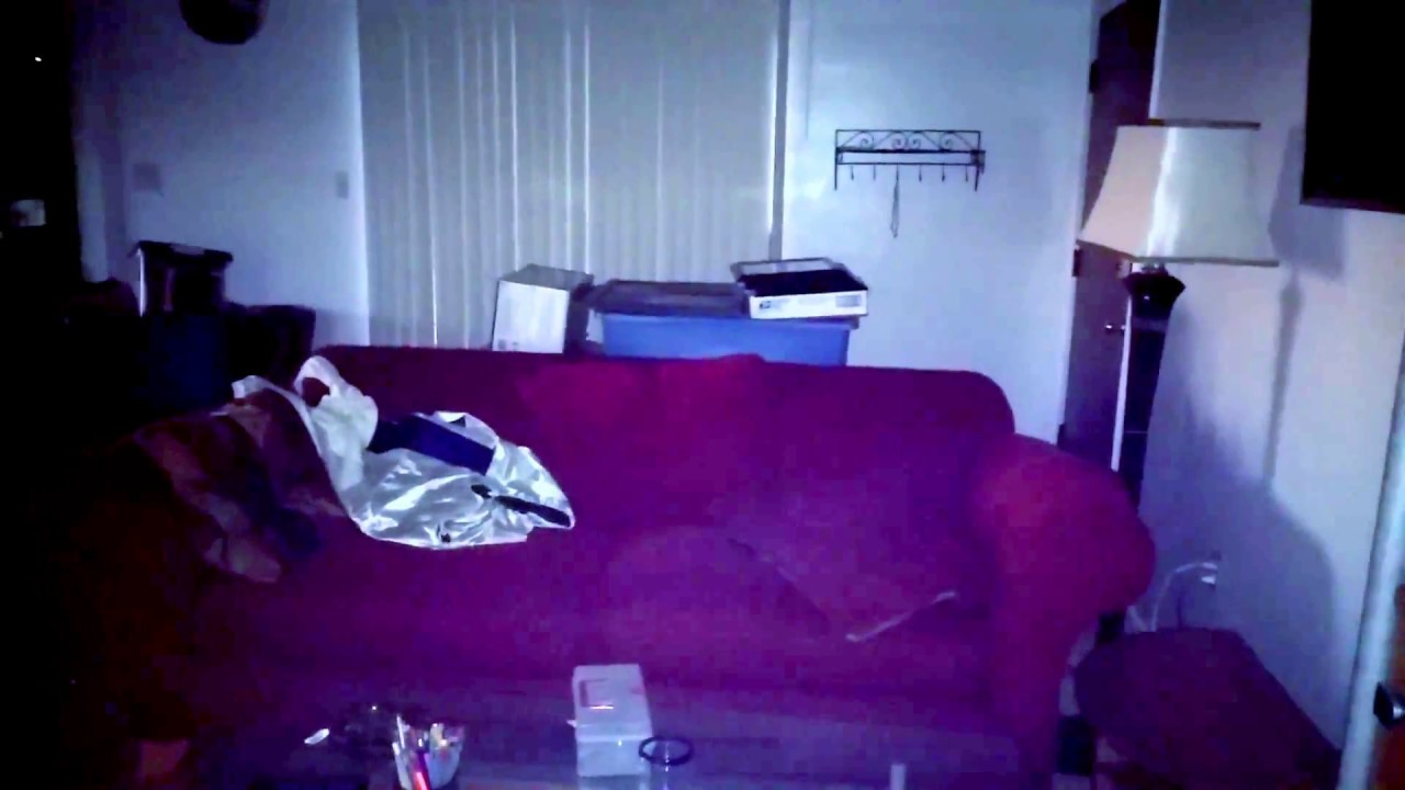 Scary Orbs Ghost Spirits And Strobing Orbs In My Living Room . Part 84
