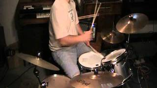 Steppenwolf - Hey Lawdy Mama - drum cover