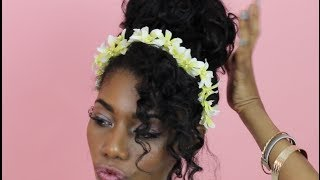 6 ways to wear floral headbands style inspiration