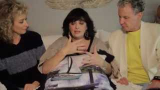 IN BED WITH DANN & KELLY - Angela Cartwright