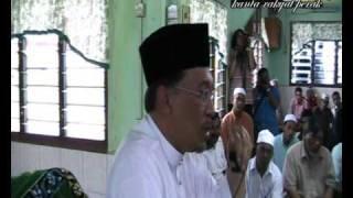 Anwar Ibrahim Di Perak - Tazkirah Ramadhan Di Kampar