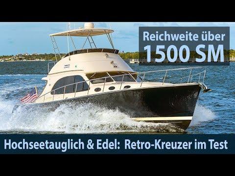 Palm Beach 50 Fly - Edler Retro-Kreuzer Im Test
