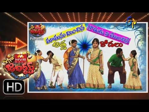 Extra Jabardasth - 30th October 2015  - ఎక్స్ ట్రా జబర్దస్త్ – Full Episode