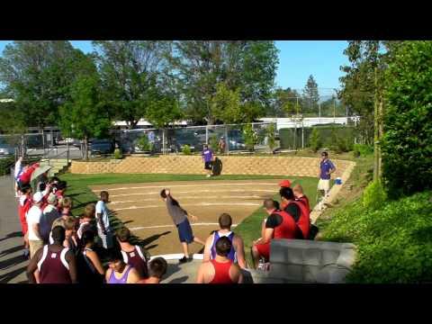 John Rinkus Shot Put Olympic League Final