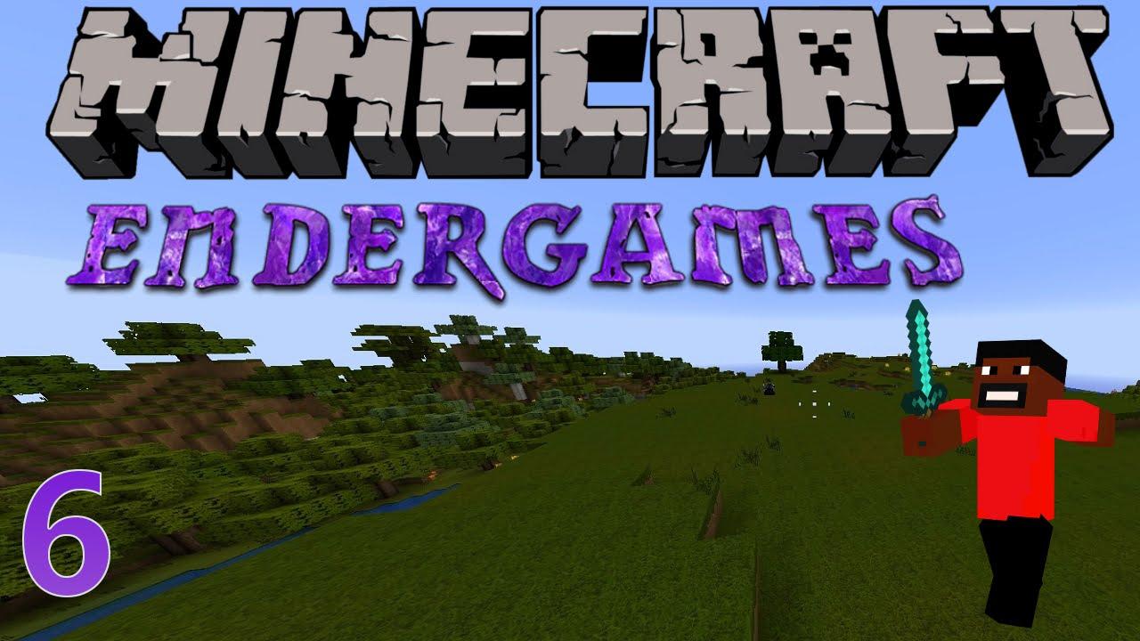 MINECRAFT ENDERGAMES FPS Reißt Die Serie Heute YouTube - Minecraft ender games kostenlos spielen